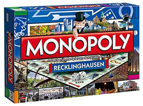 """<pre>Monopol Recklinghausen Stadt Edition – das weltberühmte Spiel um Grundbesitz und Immobilien """"/></a> <br><a href="""